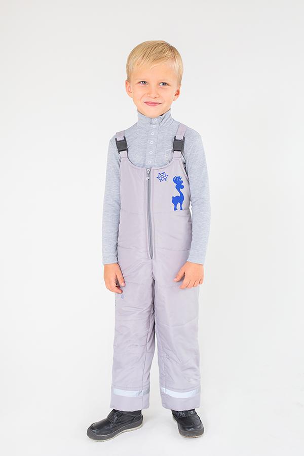 Утепленные брюки для мальчика