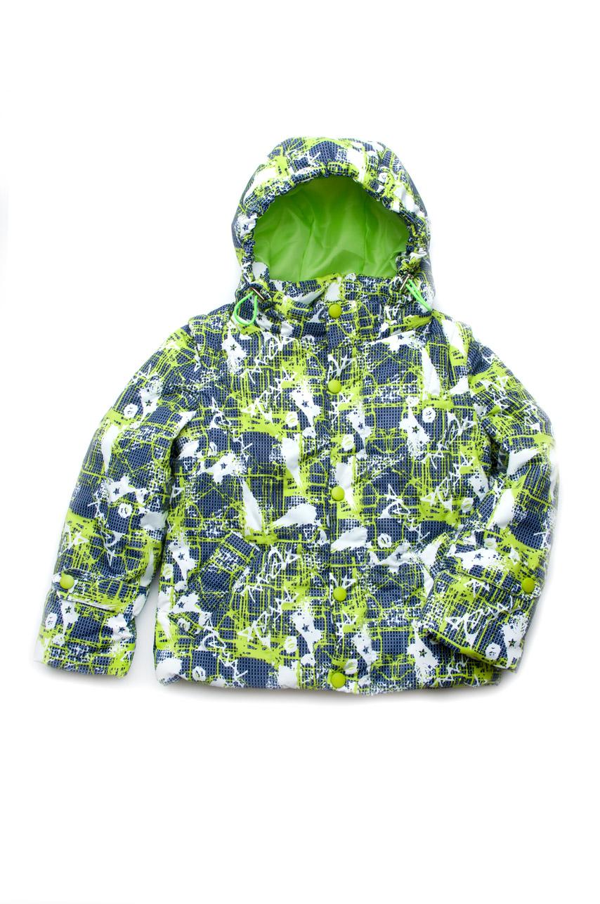Детская куртка-жилетка мальчик