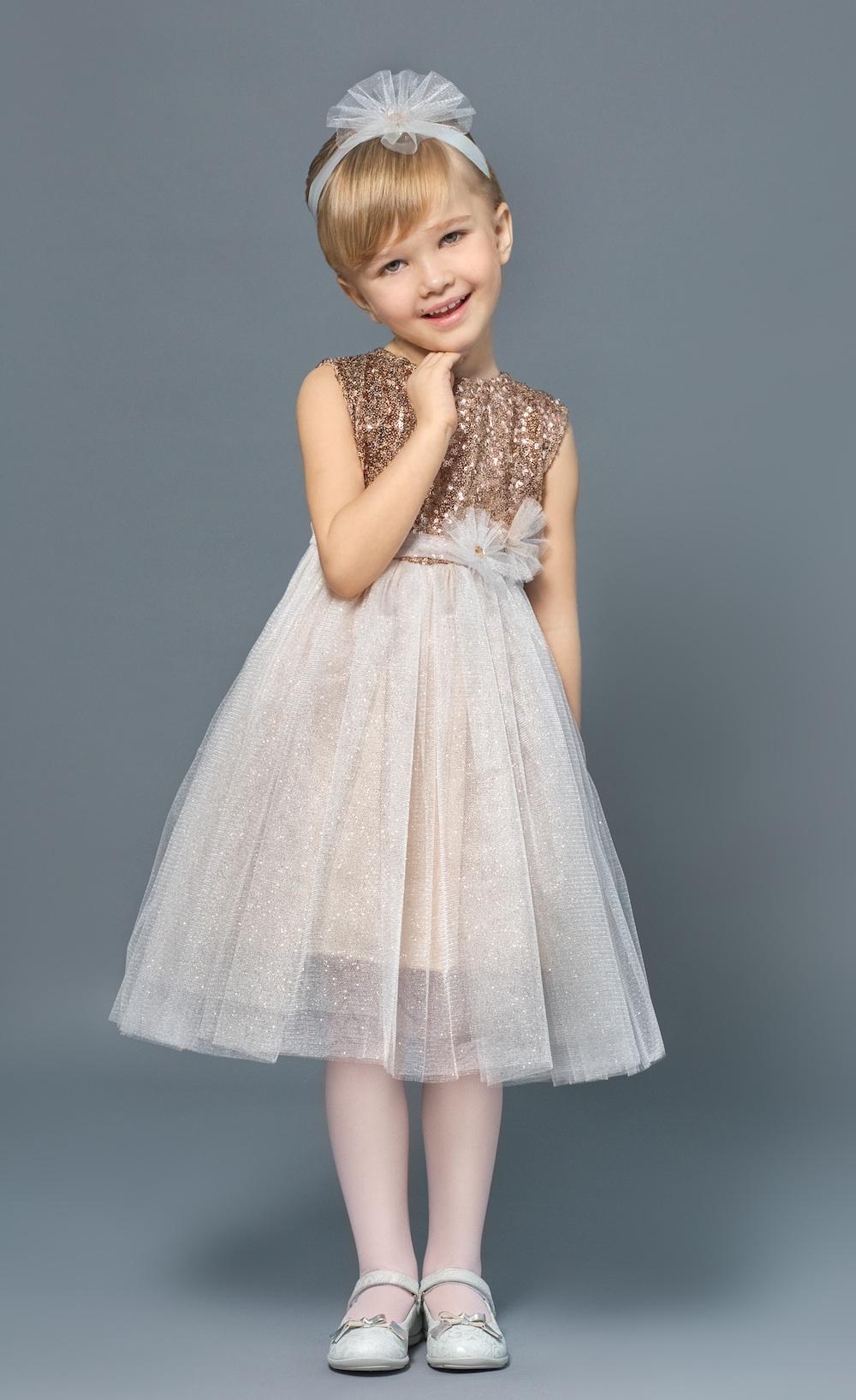 Праздничное платье для девочки 3 года