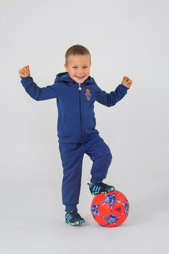 Теплый спортивный костюм мальчик