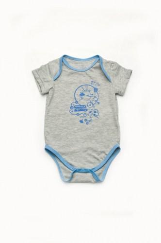 Боди для новорожденного мальчика летний