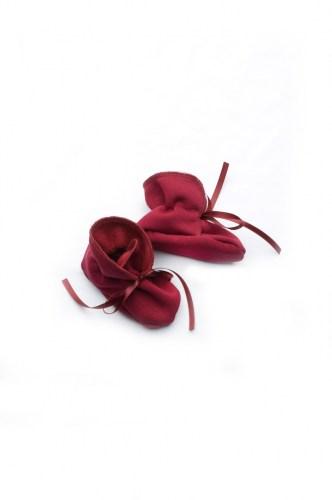 Пинетки-ботиночки для девочки