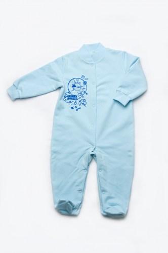 Человечек для новорожденного мальчика