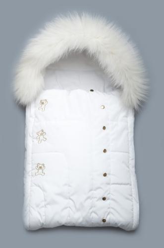 Одеяло для новорожденных зима
