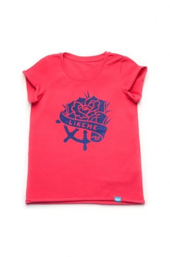 Футболка Rose для девочки