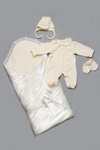 Комплект на выписку для новорожденных мальчиков