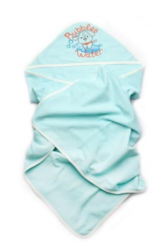 Полотенце с каюшоном махровое