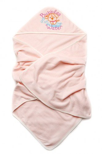 Мягкое детское полотенце