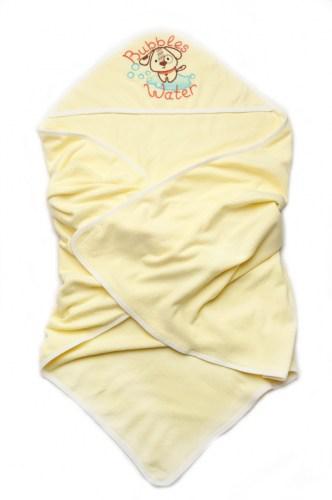 Полотенце детское для купания