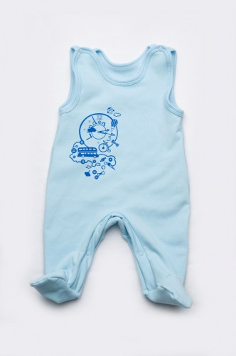 Ползунки для новорожденных для мальчика