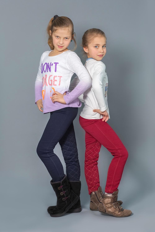 Синие брюки детские доставка